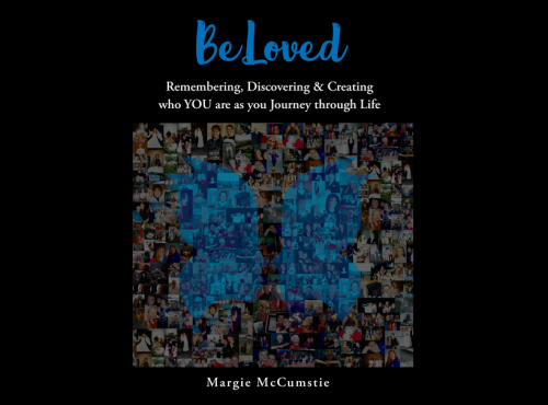 BeLoved Cover with black background