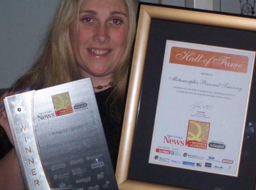 Margie_McCumstie_receiving_awards